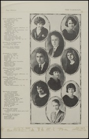 Page 17, 1924 Edition, North Central High School - Tamarack Yearbook (Spokane, WA) online yearbook collection