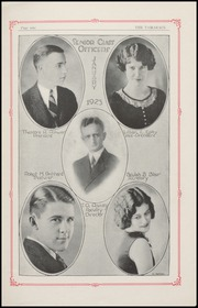 Page 13, 1925 Edition, North Central High School - Tamarack Yearbook (Spokane, WA) online yearbook collection