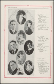 Page 16, 1925 Edition, North Central High School - Tamarack Yearbook (Spokane, WA) online yearbook collection