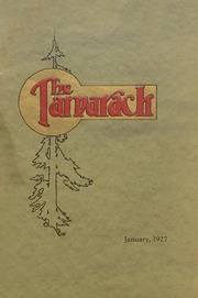 North Central High School - Tamarack Yearbook (Spokane, WA) online yearbook collection, 1927 Edition, Page 1
