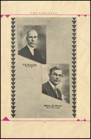 Page 9, 1930 Edition, North Central High School - Tamarack Yearbook (Spokane, WA) online yearbook collection