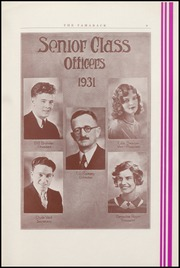 Page 13, 1931 Edition, North Central High School - Tamarack Yearbook (Spokane, WA) online yearbook collection