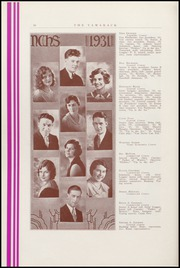 Page 14, 1931 Edition, North Central High School - Tamarack Yearbook (Spokane, WA) online yearbook collection