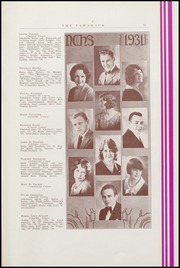 Page 15, 1931 Edition, North Central High School - Tamarack Yearbook (Spokane, WA) online yearbook collection