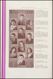 Page 16, 1931 Edition, North Central High School - Tamarack Yearbook (Spokane, WA) online yearbook collection