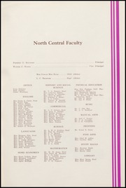 Page 9, 1931 Edition, North Central High School - Tamarack Yearbook (Spokane, WA) online yearbook collection