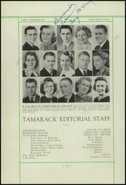 Page 12, 1940 Edition, North Central High School - Tamarack Yearbook (Spokane, WA) online yearbook collection