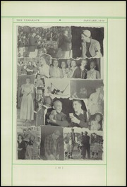 Page 17, 1940 Edition, North Central High School - Tamarack Yearbook (Spokane, WA) online yearbook collection