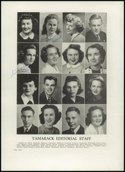 Page 14, 1943 Edition, North Central High School - Tamarack Yearbook (Spokane, WA) online yearbook collection