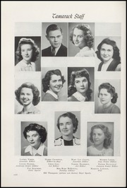 Page 10, 1944 Edition, North Central High School - Tamarack Yearbook (Spokane, WA) online yearbook collection