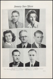 Page 17, 1944 Edition, North Central High School - Tamarack Yearbook (Spokane, WA) online yearbook collection