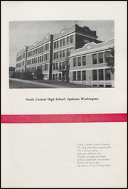 Page 7, 1944 Edition, North Central High School - Tamarack Yearbook (Spokane, WA) online yearbook collection