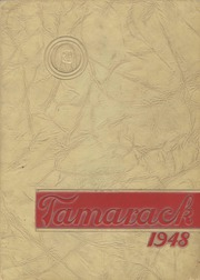 Page 1, 1948 Edition, North Central High School - Tamarack Yearbook (Spokane, WA) online yearbook collection