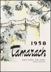 Page 7, 1950 Edition, North Central High School - Tamarack Yearbook (Spokane, WA) online yearbook collection