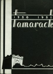Page 1, 1951 Edition, North Central High School - Tamarack Yearbook (Spokane, WA) online yearbook collection