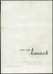 Page 5, 1951 Edition, North Central High School - Tamarack Yearbook (Spokane, WA) online yearbook collection