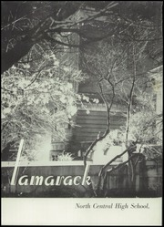 Page 6, 1951 Edition, North Central High School - Tamarack Yearbook (Spokane, WA) online yearbook collection