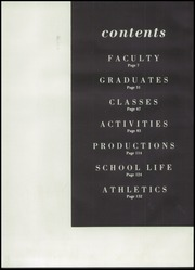 Page 9, 1951 Edition, North Central High School - Tamarack Yearbook (Spokane, WA) online yearbook collection