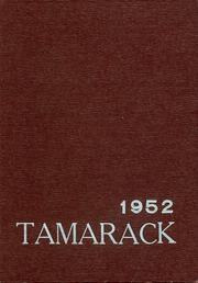 1952 Edition, North Central High School - Tamarack Yearbook (Spokane, WA)