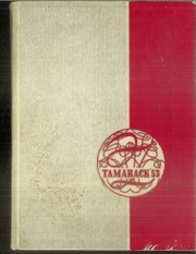 1953 Edition, North Central High School - Tamarack Yearbook (Spokane, WA)