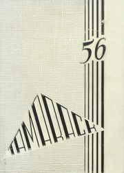 1956 Edition, North Central High School - Tamarack Yearbook (Spokane, WA)