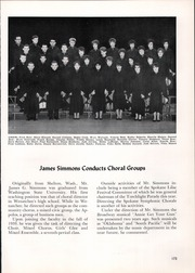 Page 177, 1963 Edition, North Central High School - Tamarack Yearbook (Spokane, WA) online yearbook collection