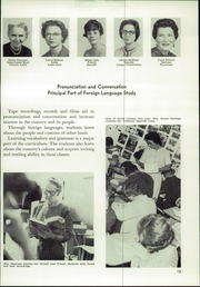 Page 17, 1964 Edition, North Central High School - Tamarack Yearbook (Spokane, WA) online yearbook collection