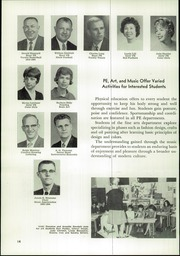 Page 18, 1964 Edition, North Central High School - Tamarack Yearbook (Spokane, WA) online yearbook collection