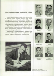 Page 22, 1964 Edition, North Central High School - Tamarack Yearbook (Spokane, WA) online yearbook collection