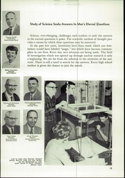 Page 23, 1964 Edition, North Central High School - Tamarack Yearbook (Spokane, WA) online yearbook collection