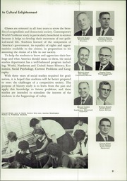 Page 25, 1964 Edition, North Central High School - Tamarack Yearbook (Spokane, WA) online yearbook collection