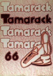 1966 Edition, North Central High School - Tamarack Yearbook (Spokane, WA)