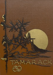 1969 Edition, North Central High School - Tamarack Yearbook (Spokane, WA)