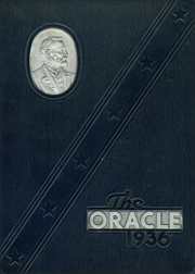 1936 Edition, Lanier High School - Oracle Yearbook (Montgomery, AL)