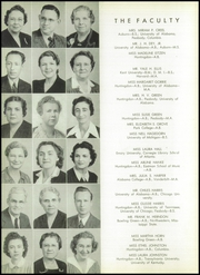 Page 16, 1943 Edition, Lanier High School - Oracle Yearbook (Montgomery, AL) online yearbook collection