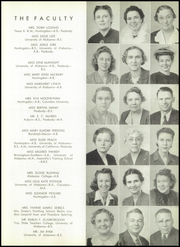 Page 17, 1943 Edition, Lanier High School - Oracle Yearbook (Montgomery, AL) online yearbook collection