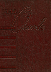 1947 Edition, Lanier High School - Oracle Yearbook (Montgomery, AL)
