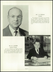 Page 14, 1956 Edition, Lanier High School - Oracle Yearbook (Montgomery, AL) online yearbook collection