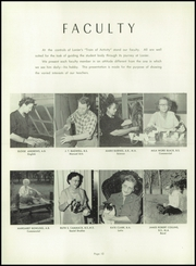 Page 16, 1956 Edition, Lanier High School - Oracle Yearbook (Montgomery, AL) online yearbook collection