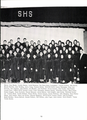 Page 17, 1962 Edition, Sylacauga High School - Syhiscan Yearbook (Sylacauga, AL) online yearbook collection
