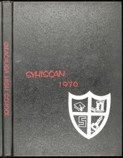 1970 Edition, Sylacauga High School - Syhiscan Yearbook (Sylacauga, AL)