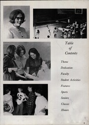 Page 7, 1970 Edition, Sylacauga High School - Syhiscan Yearbook (Sylacauga, AL) online yearbook collection