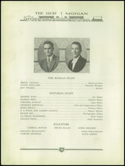 Page 10, 1931 Edition, Murphy High School - Mohian Yearbook (Mobile, AL) online yearbook collection