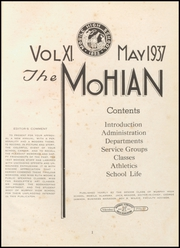 Page 5, 1937 Edition, Murphy High School - Mohian Yearbook (Mobile, AL) online yearbook collection