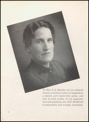Page 9, 1937 Edition, Murphy High School - Mohian Yearbook (Mobile, AL) online yearbook collection
