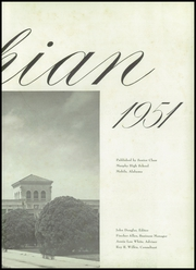 Page 7, 1951 Edition, Murphy High School - Mohian Yearbook (Mobile, AL) online yearbook collection