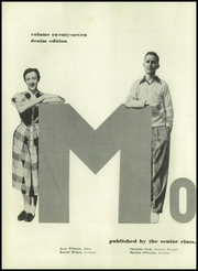 Page 10, 1953 Edition, Murphy High School - Mohian Yearbook (Mobile, AL) online yearbook collection