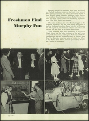 Page 16, 1953 Edition, Murphy High School - Mohian Yearbook (Mobile, AL) online yearbook collection