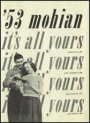 Page 5, 1953 Edition, Murphy High School - Mohian Yearbook (Mobile, AL) online yearbook collection