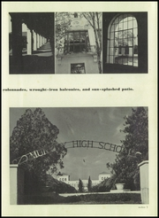 Page 9, 1953 Edition, Murphy High School - Mohian Yearbook (Mobile, AL) online yearbook collection